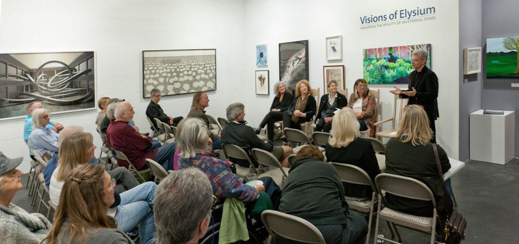 Art Talk Sasse Museum of Art