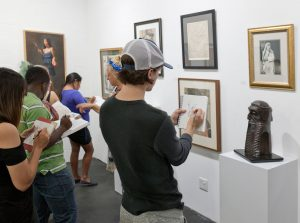 Sasse Art Museum - Education