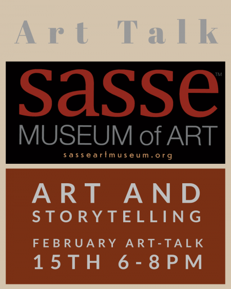 Sasse Museum of Art Feb 2020 Art Talk