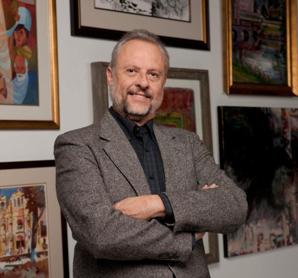 Gene Sasse | Sasse Museum of Art